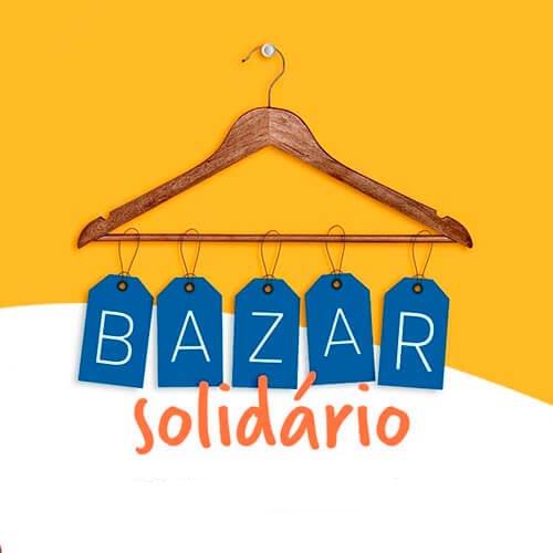 Bazar Solidário Creche Guia de Luz